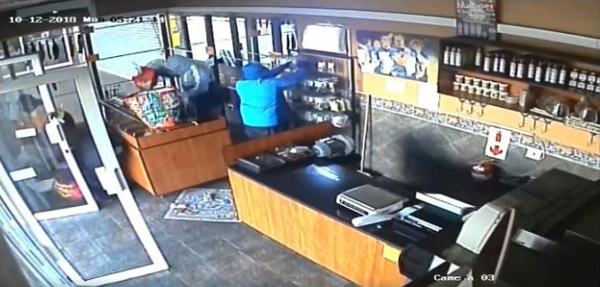 Only In South Africa: Thieves Prefers Biltong Instead Of Cash [Video]