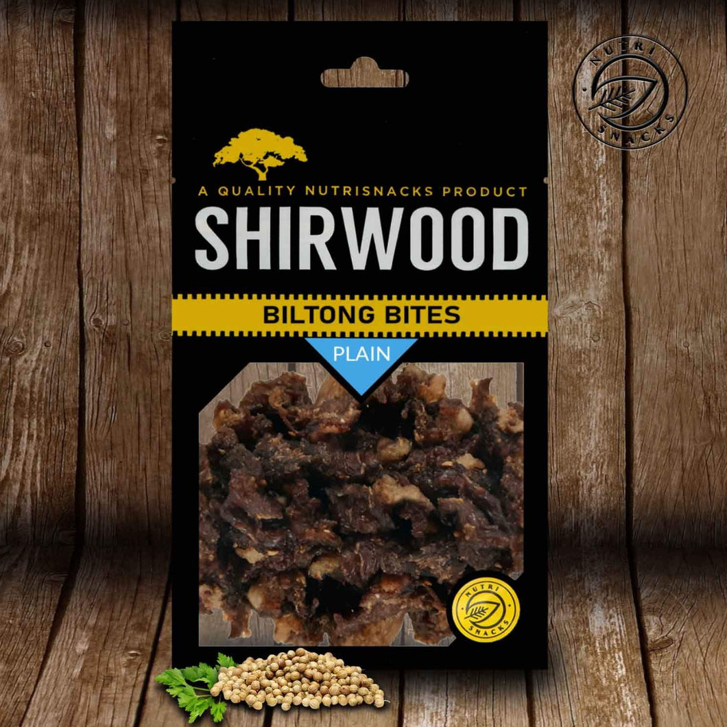 Shirwood Bites 180g Plain