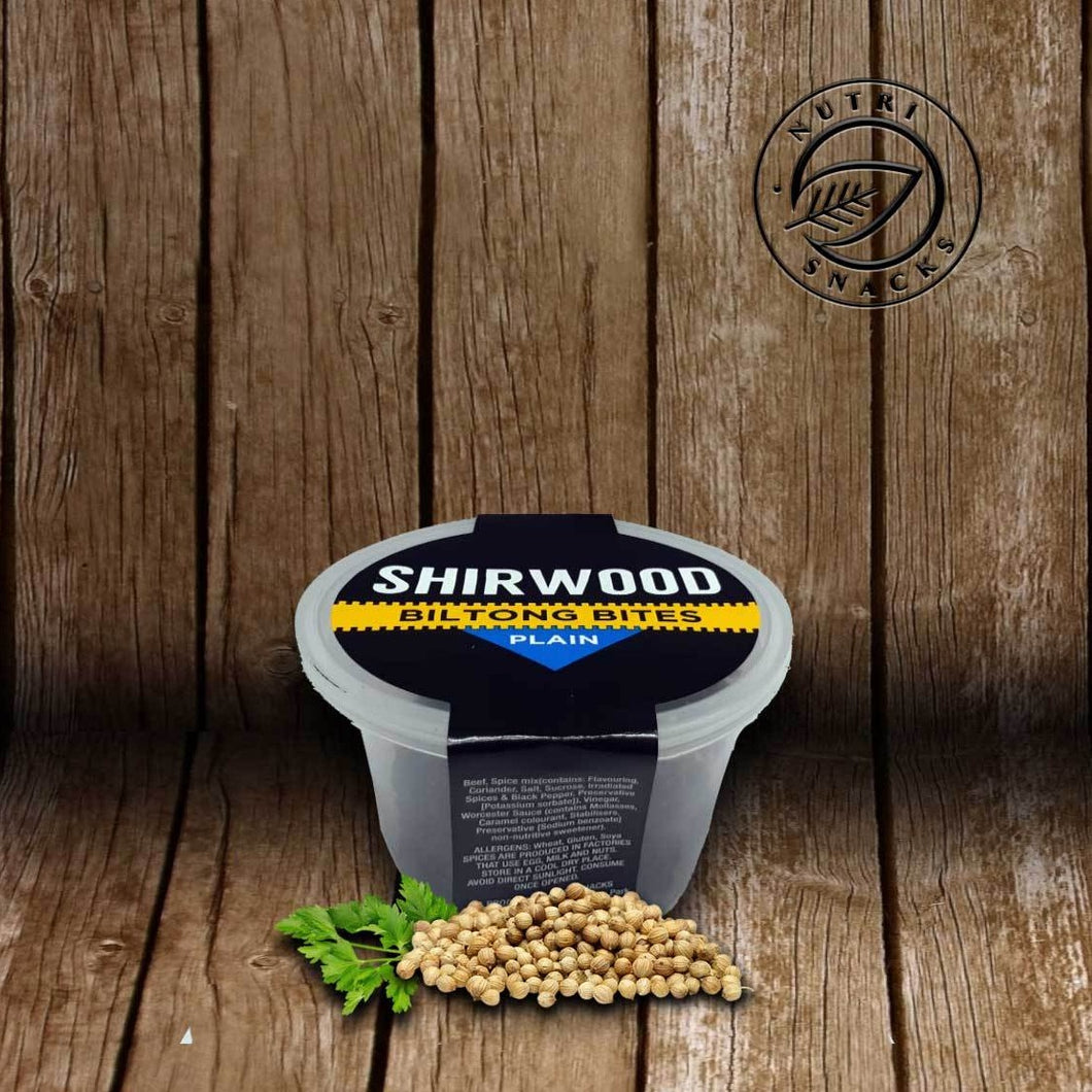 Shirwood Bites 30g Plain