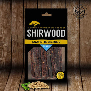 Shirwood Plain Snapstix 80g