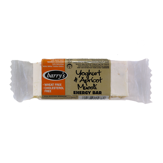 Barry's Yoghurt & Apricot Energy Bar 50g