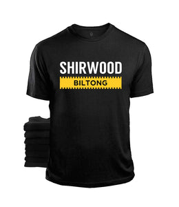 Shirwood Biltong Short Sleeve T- Shirt - Choose your size