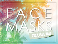 Face Masks Available Now