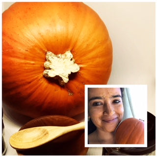 Pumpkins – My Newly Discovered Face Food!