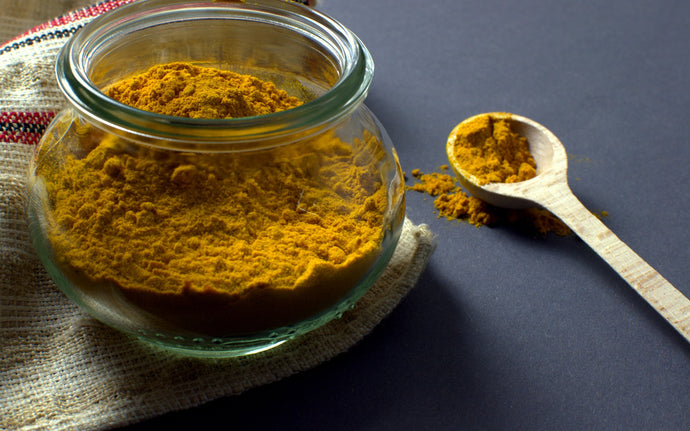 Turmeric, the new Golden Child of skin care!