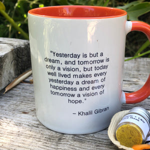 Niru Motivational Coffee / Tea Mug