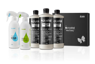 iCrystal Glass Coating-Paint Protection