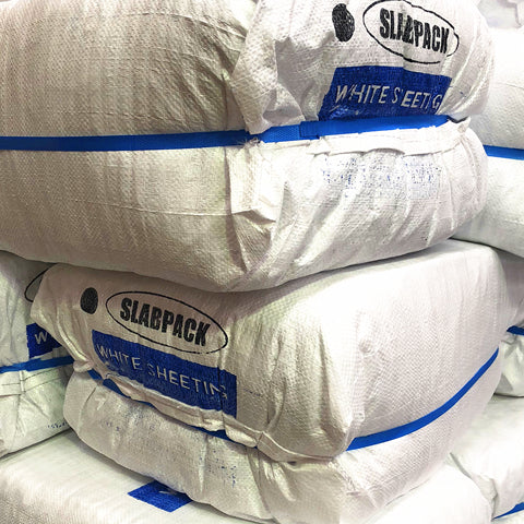 White Cotton Sheeting 20kg