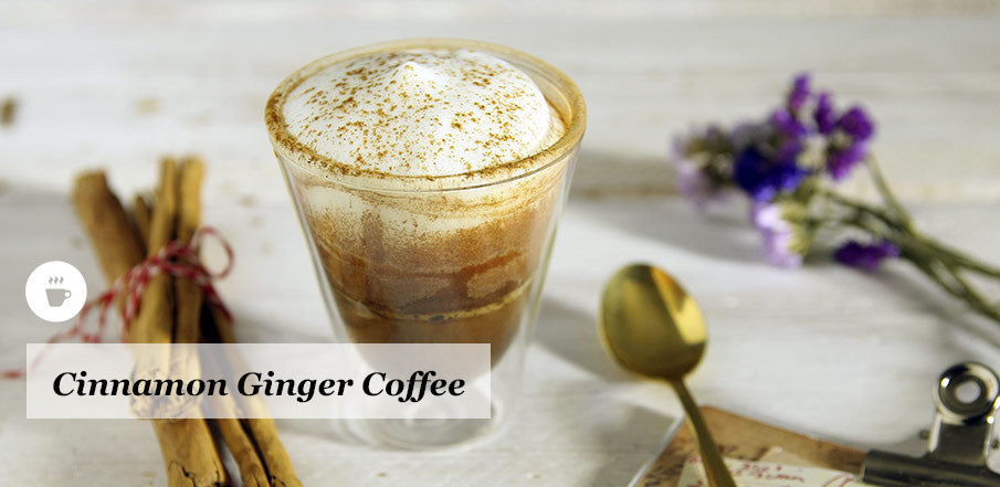 Cinnamon Ginger Coffee