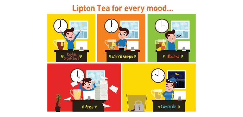 Lipton Herbal Infusion Hibiscus