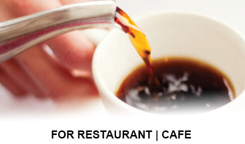 For Restaurants and Cafes