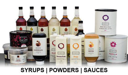 Simply Syrups and Powders