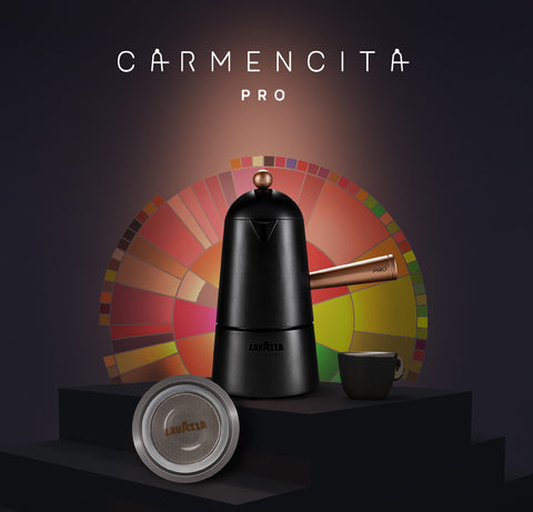 Carmencita Pro - Moka Pot Coffee Maker | Lavazza