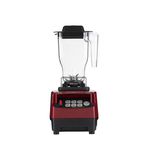 JTC TM-800BQ Blender 1.5 lt (Red) with Sound Enclosure