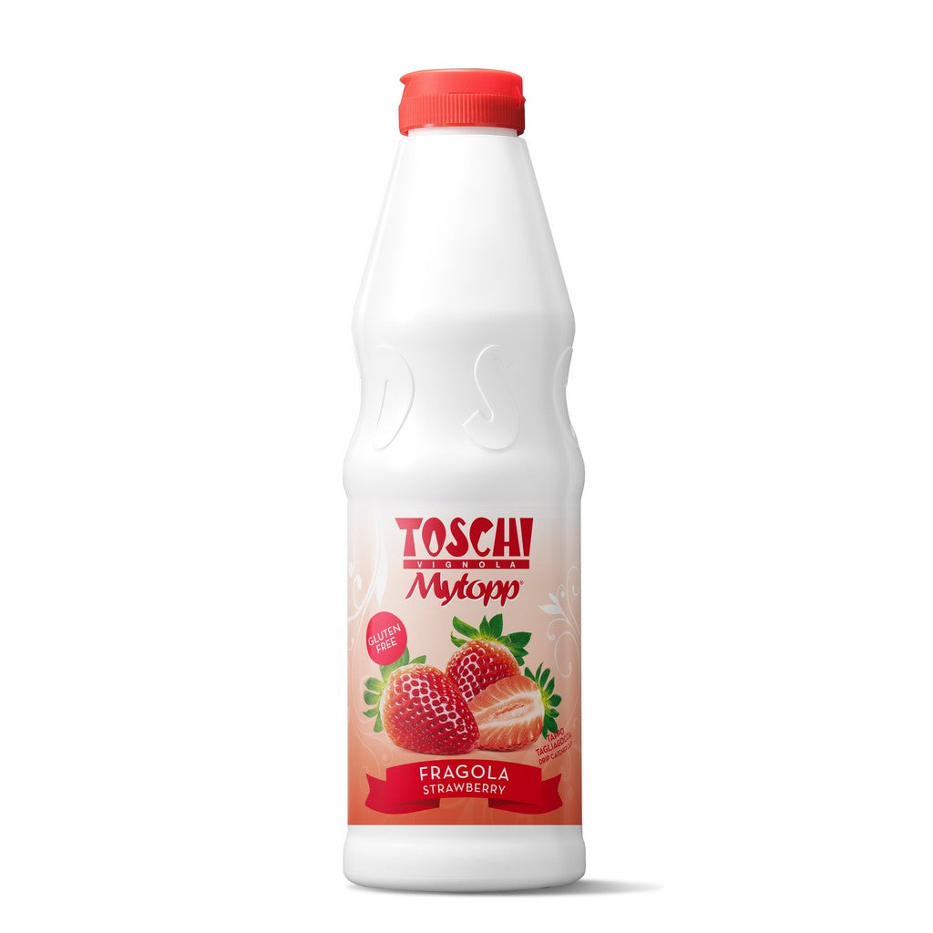 Toschi Strawberry Topping (1 Liter)