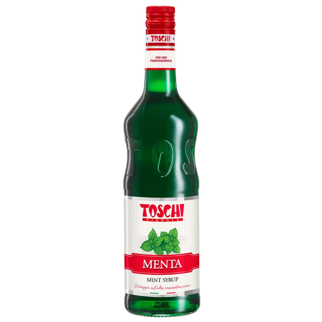 Toschi Mint Syrup (1 Liter)