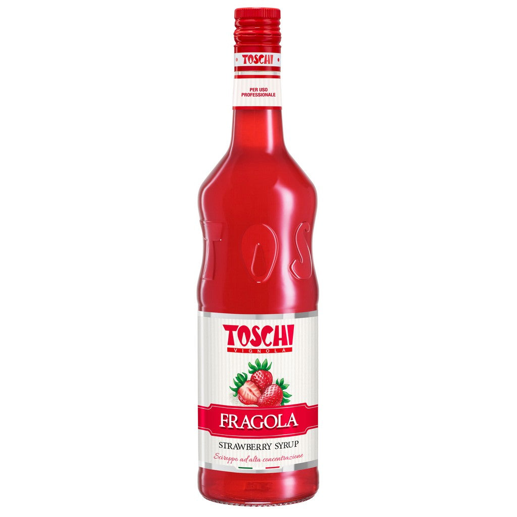 Toschi Strawberry Syrup (1 Liter)