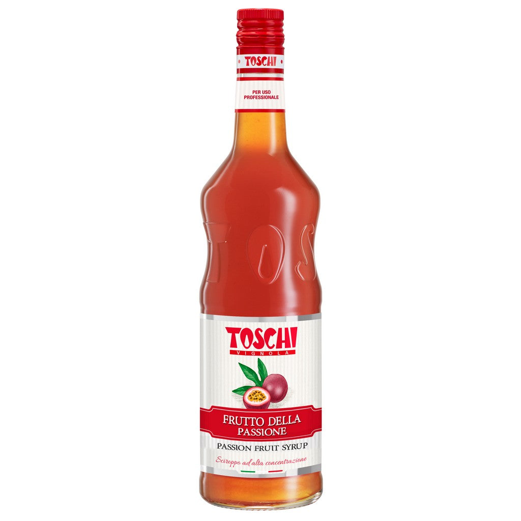 Toschi Passion Fruit Syrup (1 Liter)