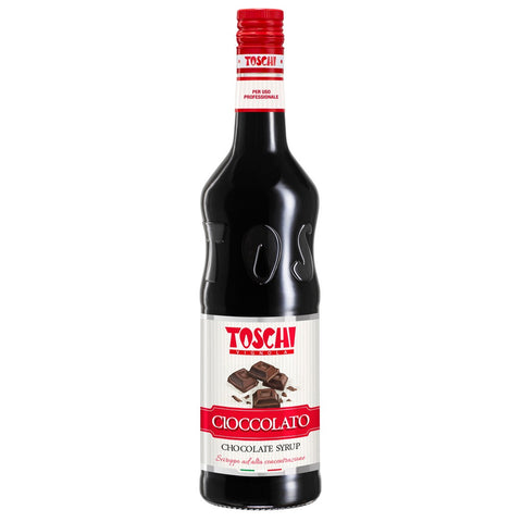 Toschi Chocolate Syrup (1 Liter)