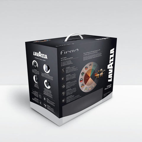 Lavazza Firma - Inovy Compact Office Coffee Machine - Free Coffee Machine