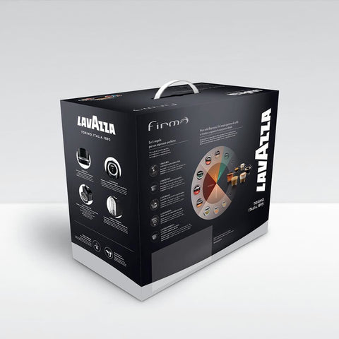 Lavazza Firma - Inovy Mini Office Coffee Machine - Free Coffee Machine