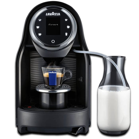 Lavazza Firma - Inovy with Milk Office Coffee Machine - Free Coffee Machine
