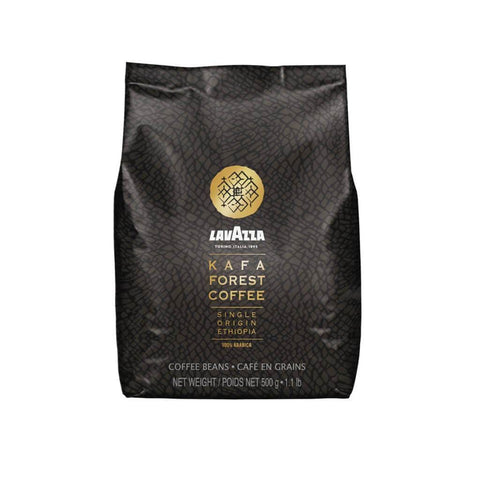 Lavazza Kafa Forest Beans - Lavazza Coffee Range