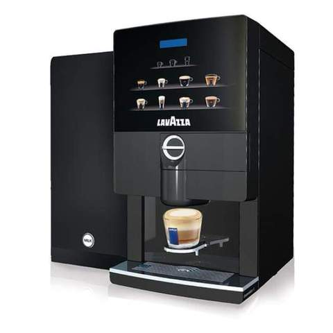 Lavazza LB 2600 Magystra Office Coffee Machine with Fridge
