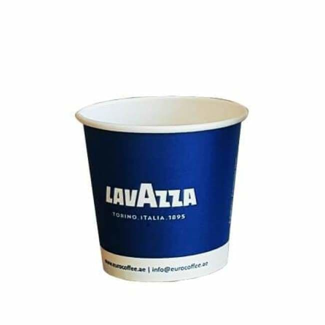 Lavazza Paper Cups 4oz (1000 pcs) - Accessories Vending Extras