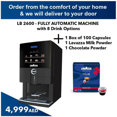 LB 2600 Stay at Home Offer