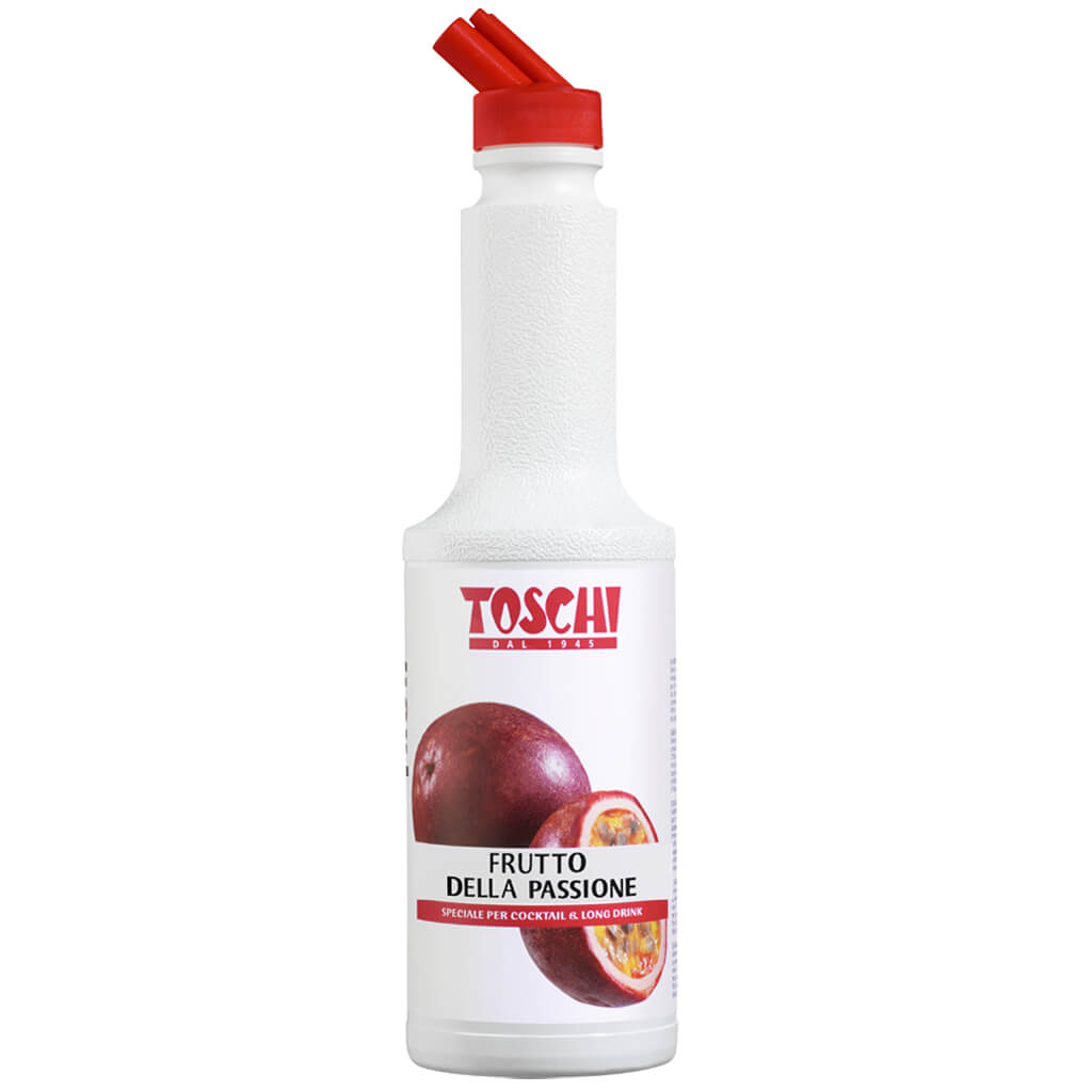 Toschi Acrobatic Fruit Passion Fruit Syrup (1.32 Kg)