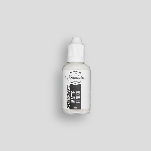 Matte Finish Paint 30ml - The Sneaker Laundry
