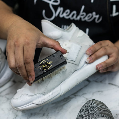 PICK UP CLEANING SERVICES - The Sneaker Laundry