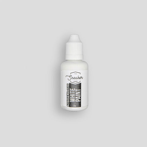 White Paint 30ml - The Sneaker Laundry