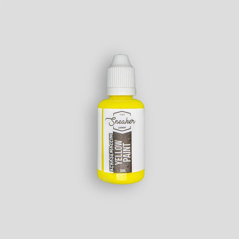 Yellow Paint 30ml - The Sneaker Laundry