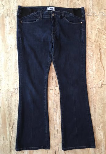 SALE- Paige Dark Denim Jeans (33)