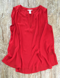 Red Swing Top (L)