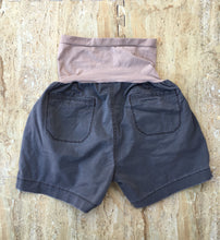 Green Zip Pocket Shorts (XL)