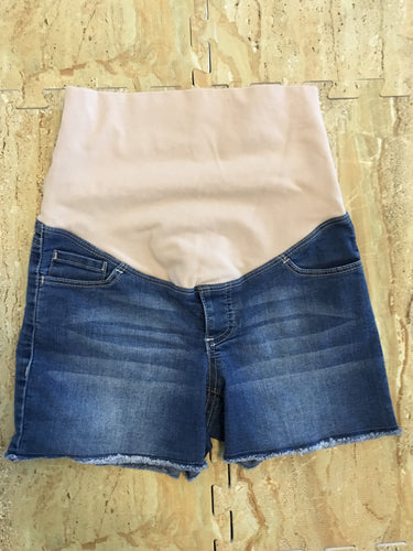 Denim Cut Off Shorts (XXS)