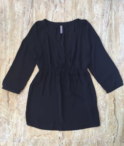 Black Blouse (XS) nursing friendly