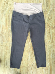 Light Grey Capri Pant (XXL)