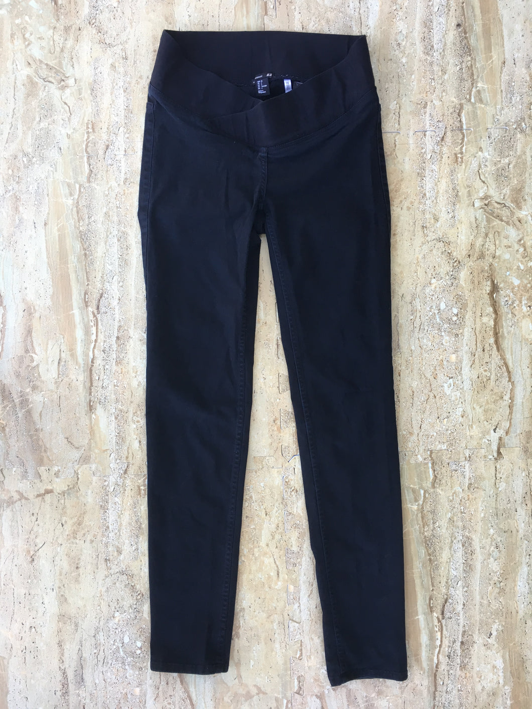Black Denim Skinnies (2)
