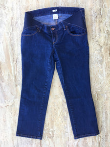 Denim Real Waist Capri (4)