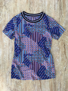 SALE- Multi Print Top (s)