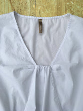 White Cotton Top (M)