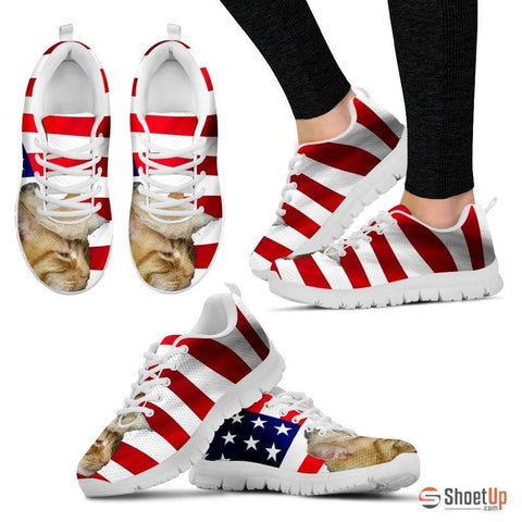 Trump Cat Sneakers - Free Shipping