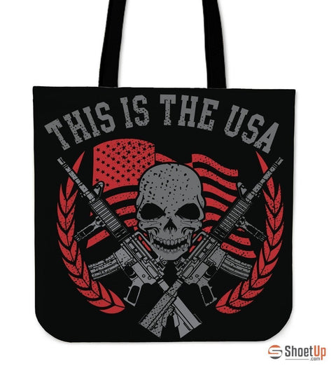 This Is The USA- Tote Bag- Free Shipping