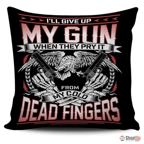 My Gun - Pillow Cover (Free Shipping)