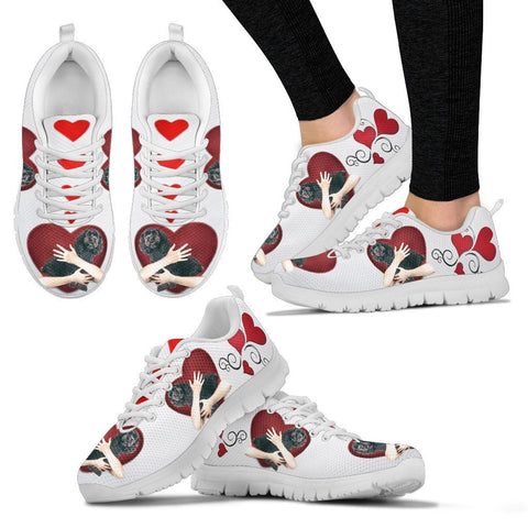 Valentine's Day Special-Cockapoo Dog Print Running Shoes For Women-Free Shipping
