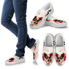 Valentine's Day Special Chihuahua Dog Print Slip Ons For Women- Free Shipping